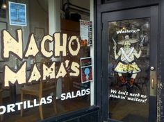 Nacho Mama's Augusta, GA Fun, food and beer!