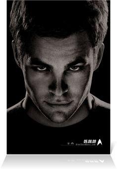 Star Trek (2009) Kirk character teaser