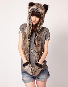 Winter is Coming...    SpiritHoods Grey Wolf