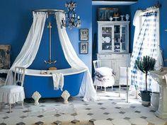 Nice Baby Blue Bathroom Ideas