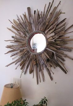All About Driftwood Decor On Pinterest Lamp
