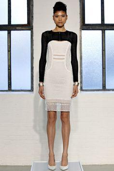 Catherine Malandrino Spring 2013春夏纽约时装周发布(3) - 无时尚中文网 -中国领先的奢侈品行业报道、投资分析网站