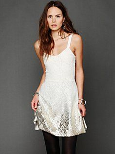 Reflected Moonlight Dress in clothes-dresses free people