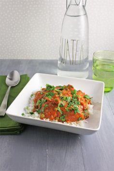 slow cooker chicken tikka masala. must make this!