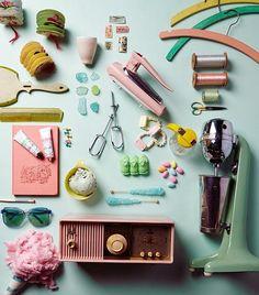 #Pastels #AnthroBlog