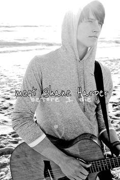Meet Shane Harper. <3