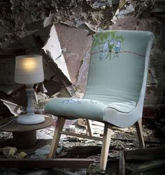 beautiful chair from curiousa & curiousa