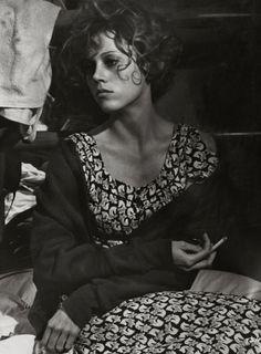 """Jane Fonda : """"On achève bien les chevaux""""."""
