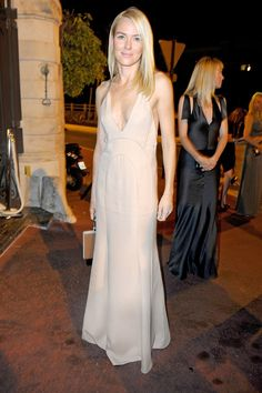 Naomi Watts is minimalist chic in Calvin Klein at their Women in Film celebration in Cannes!