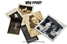 Why should you print