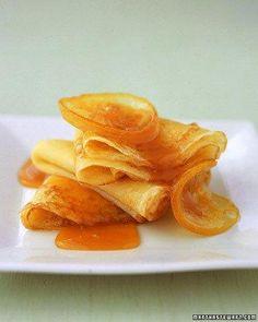 Lemon Crepes Recipe