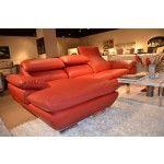 $3740.00  VIG Furniture - Italian Top Grain Leather Sectional Sofa - VGCA575-CAT5