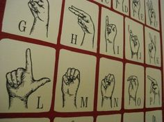 ASL #ASL #alphabet