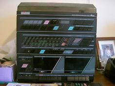 Amstrad midi system