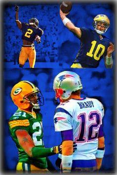 Michigan Greats!!!