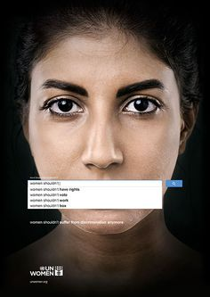UN Women ad series reveals widespread sexism [via UN Women]