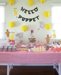 Gigi's Puppet Party | The Alison Show