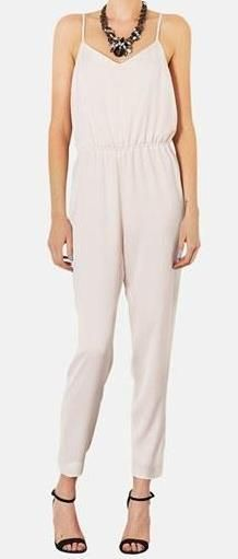 Topshop Strappy Satin Jumpsuit I just love Jumpsuits!