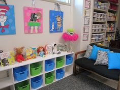 My dream classroom!!! First Grade Glitter and Giggles: Classroom Makeover...