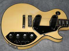 White #Gibson Les Paul Recording Model  #Vintage #Guitar