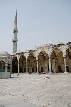 Sultan Ahmet Camii - Istanbul