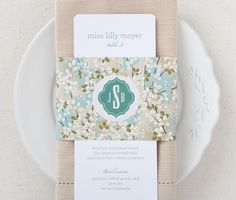 table settings, logo, idea, napkins, paper