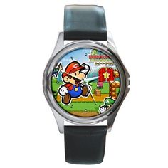 Super Mario Brothers Watch - $14.99 (iOffer)