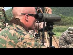 Marine Recon and Scout Snipers Train Marksmanship with Thai and Korean Special Forces