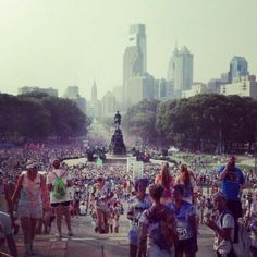 The Color Run loves Philly!