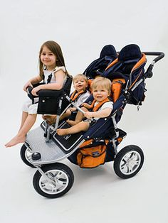 Valco Baby Runabout TriMode Twin, stroller...