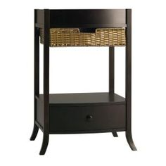 Archer 23 in. Vanity Cabinet Only in Black Forest-K-2449-F2 at The Home Depot