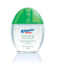 rohto eye drops: weird concept, but absolutely the best when your tired eyes need waking up.