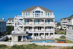 Pura Vida: Oceanfront- Avon NC
