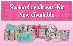 Spring Enrollment Kit Now Available!  I love my job, that is no secret! Thirty-One has been such a refreshing change in my life.  It has given me confidence, leadership and allowed me to spend more time with my family.  Through Thirty-One I have made new friends and reconnected with old ones.  Little did I know over a year ago what a $99 start up kit would do all of this and more!  I would love to help you achieve your goals and have your dreams come true too!  Contact me karen_31gifts@yahoo.com