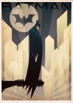 Batman - Deco