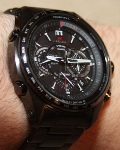 Casio Edifice EQWT720DC 1A Watch