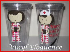 """Cute """"Nurse Appreciation"""" gift idea."""