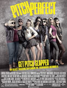 """Win advance-screening movie passes to the new singing comedy """"Pitch Perfect"""" starring Anna Kendrick from producer Elizabeth Banks courtesy of HollywoodChicago.com! Win here: http://ptab.it/aj8I"""