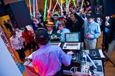 Zach Pedowitz in the mix! @Graceology  #LethalRhythms #AtlantaMitzvah #HighMuseum #AtlantaDJ #Events #BarMitzvah