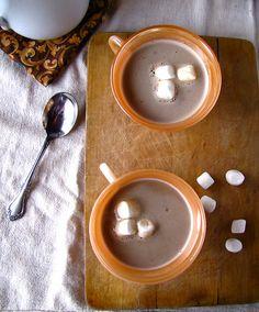 Biscoff Hot Cocoa @Biscoff Cookies Cookies