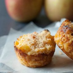 Little mac and cheese cups with a special ingredient!