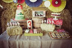 Vintage Barn Party