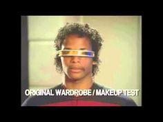 Early Star Trek:TNG Wardrobe/Makeup Test Footage