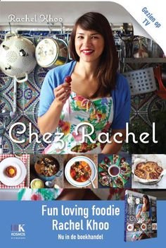 Rachel Khoo is de culinaire ontdekking van 2012. Ze heeft het kleinste restaurantje van Parijs, haar eigen programma op de BBC (My little Paris kitchen) en uiteraard een mooi boek. In opdracht van Kosmos Uitgevers is Kip  Ei betrokken bij de marketing en promotie (positionering, mareting en pr campagne, event etc).