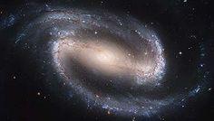 Barred Spiral Galaxy NGC 1300