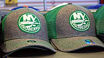 NEW MERCHANDISE!! Located at Team Store: Green/White logo hats.