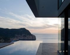 """""""The AIBS House"""" located in central Spain and designed by the architecture firm of Bruno Erpicum & Partners."""