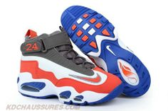 Nike Air Griffey Max 1 Total Crimson/Hyper Bleu