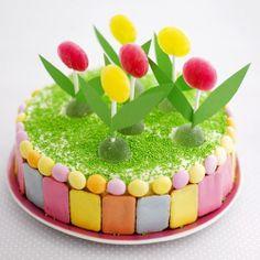 tartas infantiles originales2 Especial decoración de tartas de cumpleaños