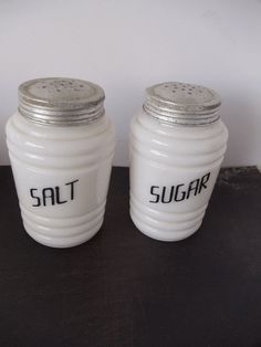 What if someone put the salt in the sugar shaker and the sugar in the salt shaker!lol that sounds like something I would do:)